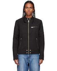 Diesel Black J Glory Jacket