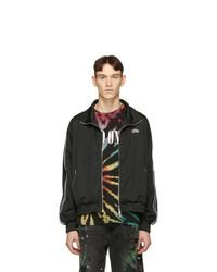 Amiri Black Stripe Track Jacket