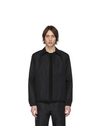 AFFIX Black Tech Jacket