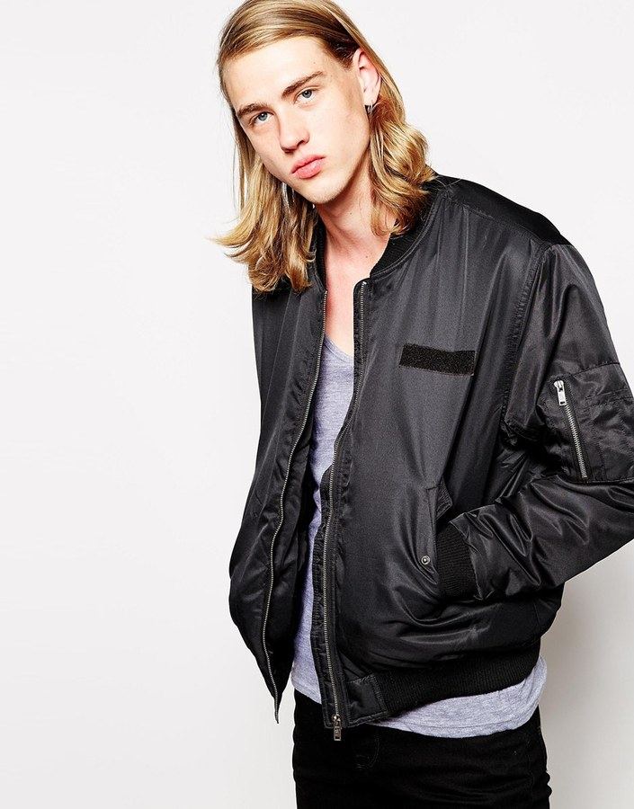 Cheap Monday Bomber Jacket | Where to buy & how to wear