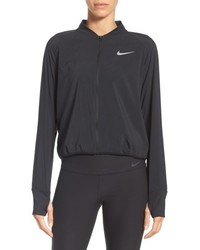 Nike City Running Bomber Jacket