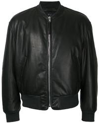 Alexander McQueen Classic Bomber Jacket