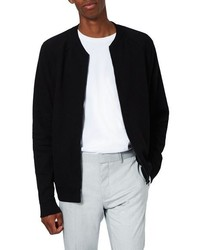 Topman Classic Fit Bomber Jacket