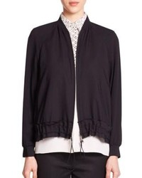 3.1 Phillip Lim Drawstring Detailed Bomber Jacket