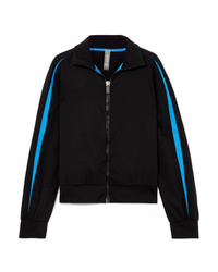 NO KA 'OI Ikena Nola Striped Stretch Track Jacket