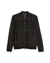 John Varvatos Star USA John Varvatos X Nick Jonas Zip Front Jacket