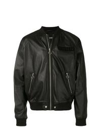 Diesel L Pins A Leather Jacket