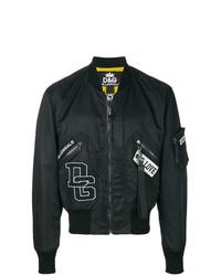 Dolce & Gabbana Letterman Bomber Jacket
