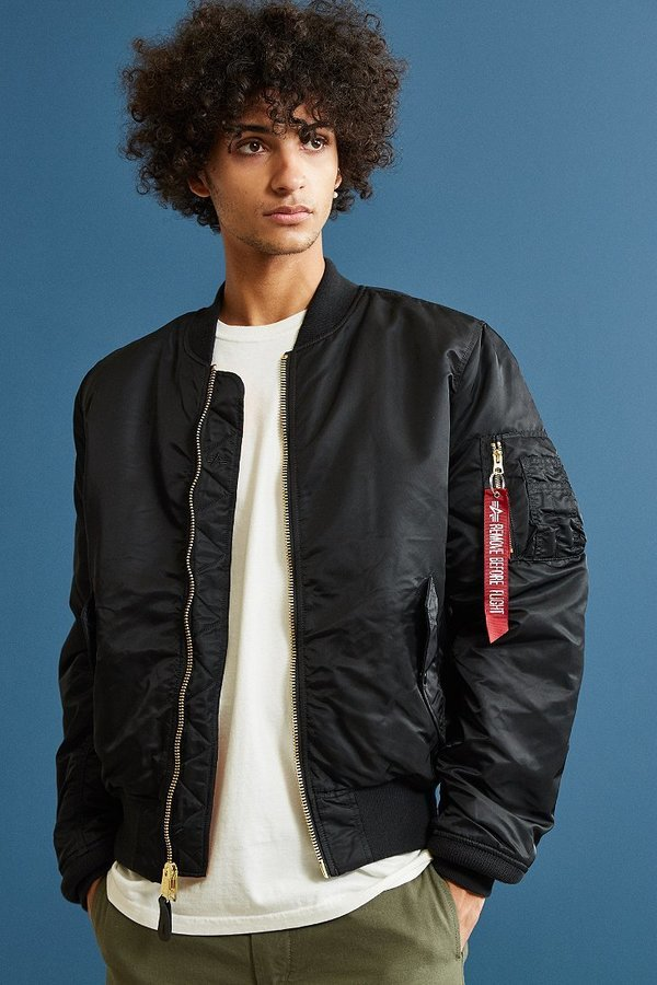 1c7f1cd06929c ... Alpha Industries Ma 1 Slim Fit Bomber Jacket ...