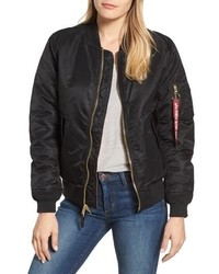 Alpha Industries Ma 1 W Bomber Jacket