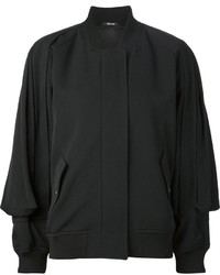 Maison Margiela Draped Bomber Jacket