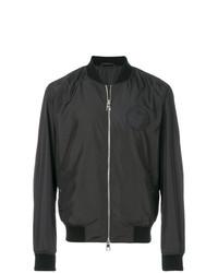 Versace Collection Medusa Logo Bomber Jacket