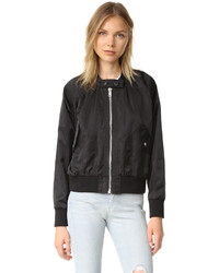 Midnight bomber jacket medium 845692