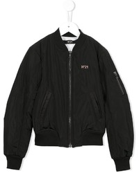 No21 Kids Classic Bomber Jacket