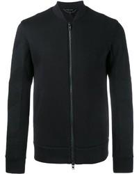 Panelled sleeve bomber jacket medium 802678