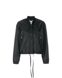 Moschino Playboy Motif Bomber Jacket