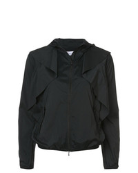 RED Valentino Pleated Detail Jacket