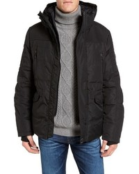 Point Zero Water Resistant Bomber Jacket