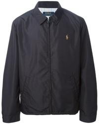 Polo Ralph Lauren Zipped Bomber Jacket