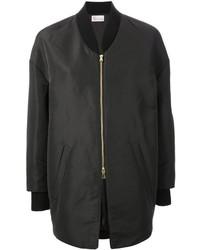 RED Valentino Oversize Bomber Jacket