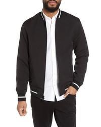 Vince Camuto Slim Fit Bomber Jacket