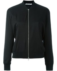 Alexander Wang T By Lightweight Bomber Jacket