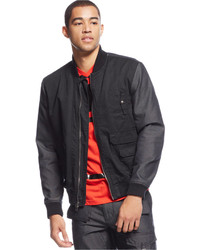 Sean John Two Tone Bomber Jacket Only At Macys