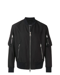 Neil Barrett Zip Bomber Jacket