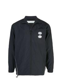 Off-White Zip Front Jacket