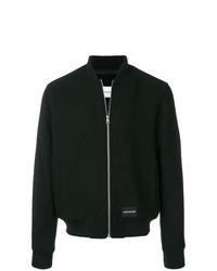 Calvin Klein Jeans Zipped Bomber Jacket