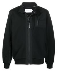 Calvin Klein Jeans Zipped Up Bomber Jacket