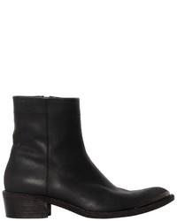 Haider Ackermann Ankle Boots W Zips
