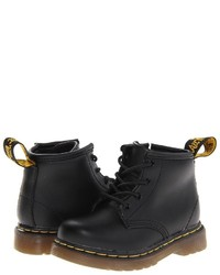 Dr. Martens Kids Collection Brooklee B 4 Eye Lace Boot Kids Shoes