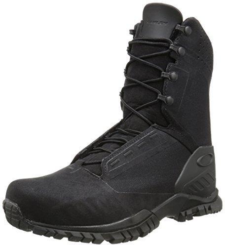 botas oakley si-8 negras