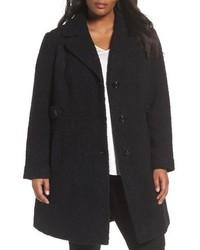 Plus size boucle coat medium 5209096