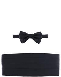 Brioni Cummerbund Bow Tie Set