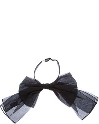Saint Laurent Silk Bow Tie