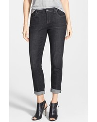 Eileen Fisher Petite Organic Cotton Boyfriend Jeans