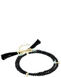 Shashi Eliza Wrap Bracelet Bracelet