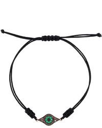 Ileana Makri Flower Motif Bracelet