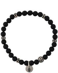 Eleventy Logo Pendant Bracelet