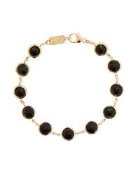 Ippolita Lollipop 18 Karat Gold Onyx Bracelet