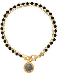 Astley Clarke Saturn Biography Bracelet
