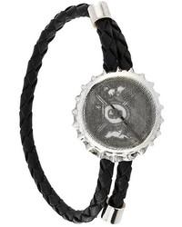 Skull bottle cap bracelet medium 3768811