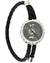 Alexander McQueen Skull Bottle Cap Bracelet