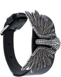 Lanvin Strap Buckle Bracelet