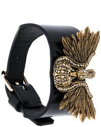 Lanvin Swan Bracelet