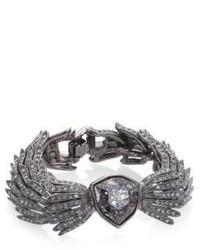 Oscar de la Renta Wisteria Crystal Bracelet