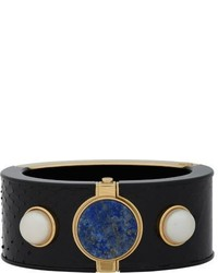 Opening Ceremony X Intel Black Snakeskin Mica Smart Bracelet Colorles