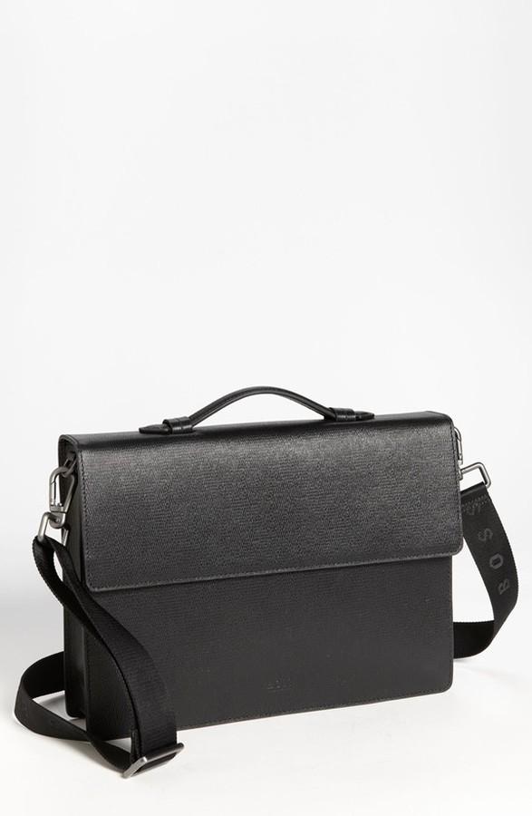 ... Hugo Boss Boss Bingorten Briefcase ... 468f0a6fc3495